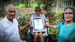 Пуерториканец на 112 години е най-възрастният мъж на планетата според Гинес