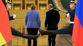 Меркел поиска от Путин Навални да бъде освободен