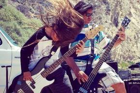 Синовете на трима от Metallica, Guns'n Roses и STP направиха група