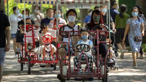 Китай разреши трето дете на семействата