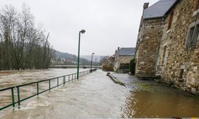 Щетите от наводненията в Белгия надхвърлиха 10 млрд. евро