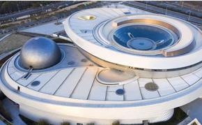 В Шанхай откриват най-големия планетариум в света