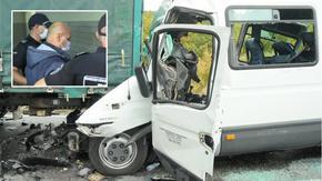 6 г. затвор за украинския шофьор, причинил катастрофата край Лесово