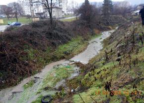 Проверяват за свлачища и състоянието на водните обекти в община Шумен