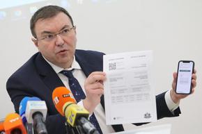 Ангелов: Електронният сертификат вече е факт