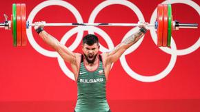 Щангистът Божидар Андреев остана без чакания медал в Токио 2020