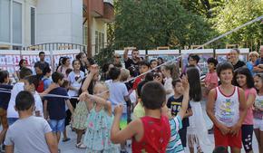 Творчески и спортни занимания организират през лятото образователни институции за децата на Шумен