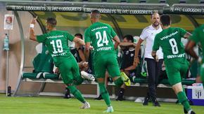 """""""Лудогорец"""" продължи в Шампионската лига с късни голове и ще срещне """"Олимпиакос"""""""