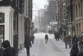 Снежни бури в САЩ и Европа - в Нидерландия за първи път от 10 г.