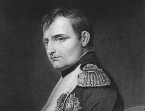 Медальон с кичур коса на Наполеон отива на търг