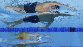 Плувците Диана Петкова и Калоян Лефтеров отпаднаха в сериите на бруст и гръб
