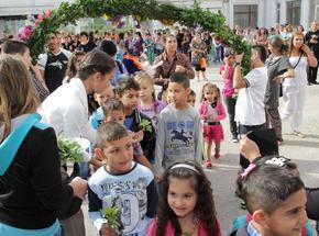633 шуменски деца се записаха в първи клас,21 не се класираха за желаното училище