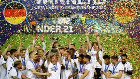 Германия триумфира с европейската титла при младежите