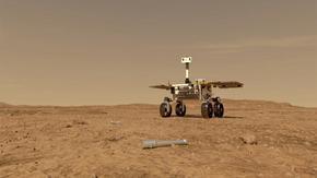"""ESA започна разработката на """"спортния"""" марсоход Fetch"""