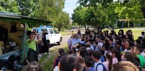 """Над 1200 деца от Шуменско участваха в образователната кампания """"Гората и климатичните промени"""""""