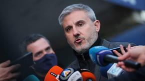 """""""Левски"""" e по пътя на скъсване с очакванията на """"спусната"""" помощ, каза Павел Колев"""