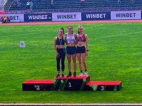 Шуменски атлети с титла, сребро и бронз от шампионата във Велико Търново