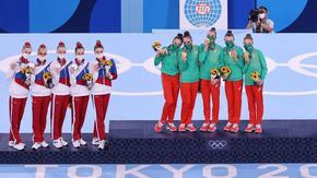 """""""Това е позор"""": Русия обвини съдиите за неуспеха си в художествената гимнастика"""