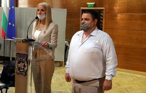 Георги Георгиев влезе в шуменския Общински съвет на мястото на Веселин Пенчев