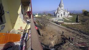Азербайджан обяви, че е овладял Шуши - важен град в Нагорни Карабах