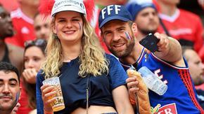 Френски запалянковци объркали Будапеща с Букурещ и изпуснали мача с Унгария