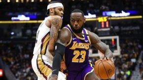 Играчите в НБА имат гарантирани заплати до април