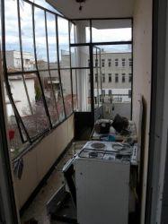 Двама в болница след взрив на газ в апартамент