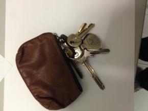 Намерени ключове