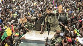 След преврата в Мали хунтата предложи 3 години преход начело с военен
