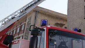 Пожарникари вадиха коте от ел. табло и събираха живак от термометър
