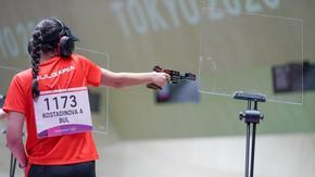 Антоанета Костадинова даде заявка за ново силно представяне в Токио