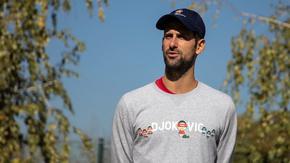 """Джокович съжалява, че въпреки """"тениса на живота си"""" не е спечелил в Ню Йорк или Париж"""