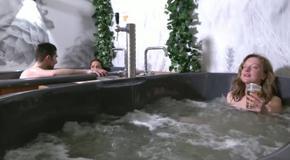 Да се къпеш в бира - новото забавление в Брюксел