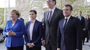 Брюксел и Париж свикват отделни срещи на върха за Сърбия и Косово тази седмица