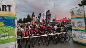 "Победа на 13-годишна беляза ""Витоша 100"" при колоездачите"