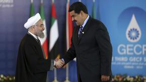 САЩ санкционираха Мадуро и иранското министерство на отбраната
