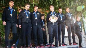 Волейболните юноши се прицелиха в изкачване на най-високото стъпало