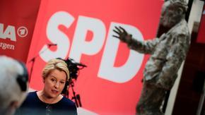 За пръв път жена ще е кмет на Берлин