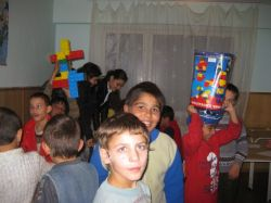 Клуб Интеракт гостува на Дома във В. Преслав