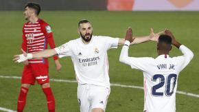 """""""Реал"""" продължи в ритъм с пестелива победа"""