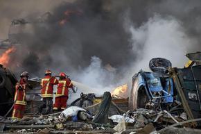 Турция предложи на Ливан да възстанови взривеното пристанище