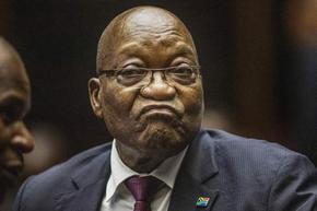 Южна Африка осъди бивш президент на 15 месеца затвор