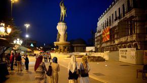 Македонците гласуват на местни избори без мисъл за България, но резултатът ще ѝ повлияе