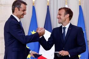 Франция и Гърция сключиха двустранен договор за отбрана, включително - от съюзници в НАТО