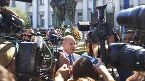 Радев: Русия е получила своята писменост от България