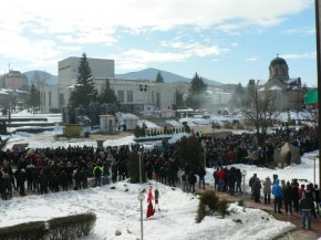Във Велики Преслав отбелязаха Освобождението на България