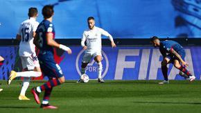 """Първи гол на Азар от година вдъхнови """"Реал"""" (Мадрид) за разгром в Ла Лига"""