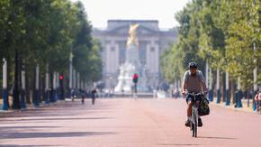Великобритания отчита рязък скок в придвижването с велосипеди