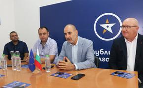 Цветан Цветанов в Шумен: Има коренна промяна, страхът вече го няма