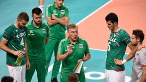 Пранди остава с идея да предаде националния отбор по волейбол на Желязков